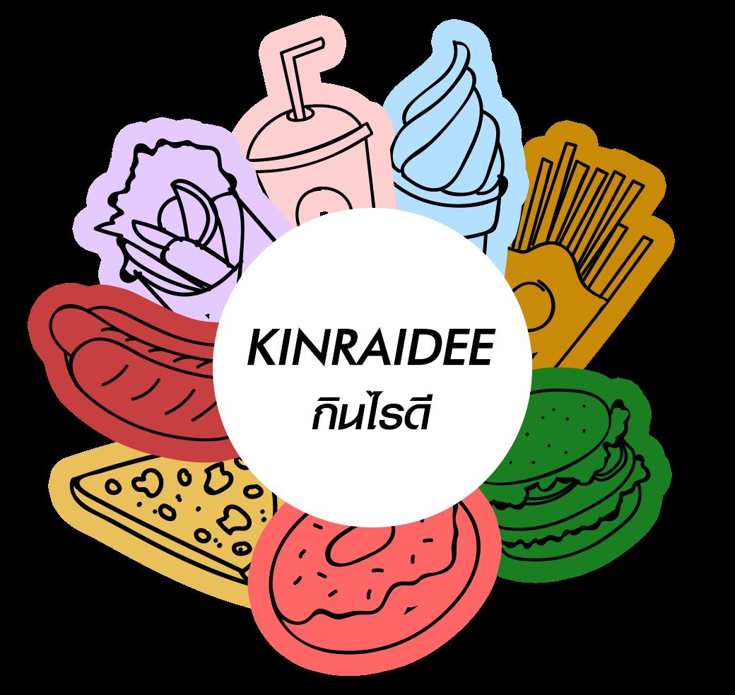 KINRAIDEE กินอะไรดี รีวิวร้านอาหาร ร้านบุฟเฟต์ รีวิวชาบู