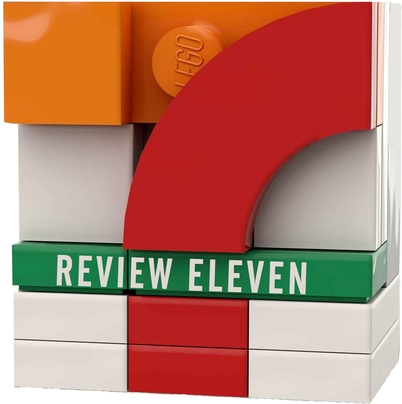 review 7-11 logo
